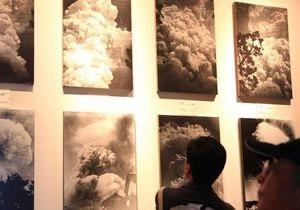 В японской начальной школе нашли уникальную фотографию ядерного гриба над Хиросимой
