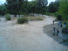 Фотогалерея: Потоп на западе Украины