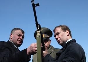Россия рассматривает возможность поставки оружия в Афганистан