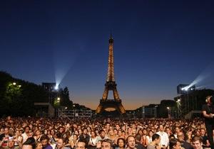 Календарь национальных праздников Франции