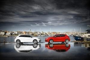 9000 гривен скидка на автомобили SEAT Ibiza 1,6  Automatic DSG