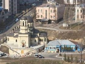 Киевсовет отменил передачу застройщику участка возле Александровской больницы