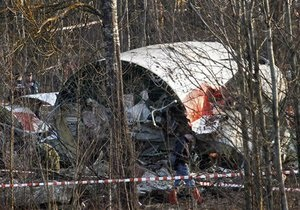 МЧС РФ уточнило данные по погибшим в авиакатастрофе самолета президента Польши