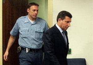 Хорватский генерал приговорен к 24 годам тюрьмы за преступления против сербов
