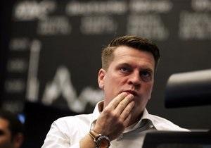 Украинские фондовые индексы обвалились из-за отсутствия позитивных сигналов