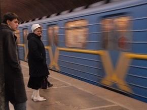 Киевское метро намерено приостановить бесплатную перевозку льготников