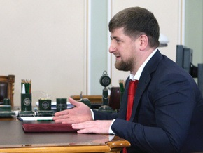 Кадыров подает иск против главы правозащитного центра Мемориал