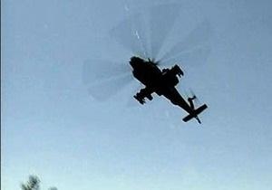 В Израиле потерпел крушение военный вертолет, пилоты погибли