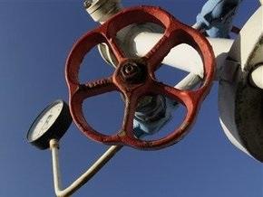 Добыча газа в Украине выросла почти на треть