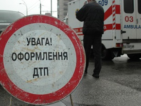В Киевской области пьяный священник совершил ряд ДТП