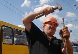 Киевавтодор потратит  на ремонт дорожных покрытий столицы почти 45 млн гривен
