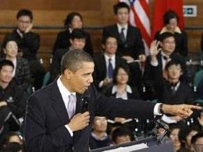 Китайские СМИ вырезали слова Обамы о свободе слова