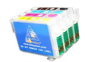 Новые чипы для перезаправляемых картриджей Epson S22/SX125/SX420W
