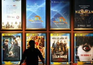 В одесских кинотеатрах демонстрируют фильм на русском языке
