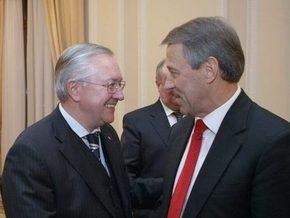 БЮТ, НУ-НС и БЛ подписали коалиционное соглашение