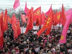 На Майдане в Киеве одновременно проходит три митинга