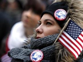 На церемонии инаугурации Обамы присутствовало рекордное количество людей
