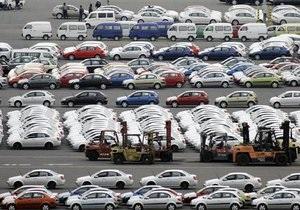 Налоговое похмелье: Продажи новых авто в Украине упали почти на четверть