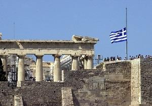 Для получения кредита греческий парламент одобрил сокращение госслужащих