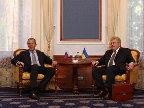 Хандогий попросил Лаврова обеспечить обучение украинцев России на украинском языке