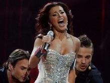 Ани Лорак выступила в полуфинале Евровидения