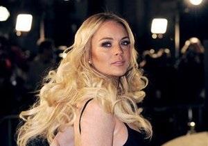 Линдсей Лохан выпустили из клиники для рекламы бренда дочери российского миллионера