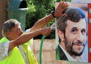 Иранские консерваторы обвинили Ахмадинеджада в  сексуальной провокации