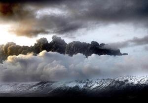 Пепел исландского вулкана пока не грозит Украине