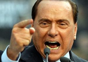 Берлускони: Я никогда в жизни не платил за секс