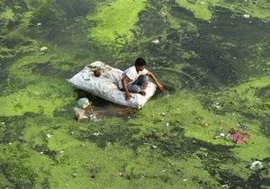 Наводнение в Индии: Жертвами наводнения в Индии могут стать более 10 тысяч человек
