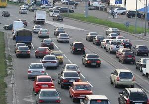 Украина планирует построить современные дороги в течение десяти лет