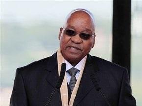 Новый президент ЮАР обещает создать полмиллиона рабочих мест до конца года