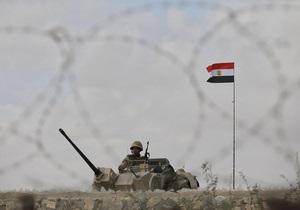 Политический кризис в Египте: К Каиру стягивают танки