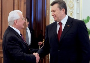 Известия: Юбилей первого президента Украины отпразднуют с державным размахом
