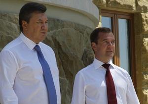 Новая газета: Многовекторный тупик Януковича