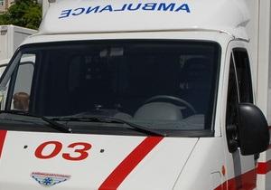 В Макеевке женщина родила в машине скорой помощи, застрявшей в сугробе