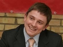 Секретарем Киевсовета стал  добрый и хороший парень
