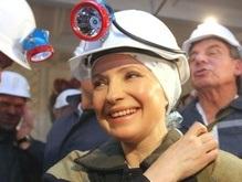 ПР обвинила Тимошенко в очковтирательстве по отношению к шахтерам