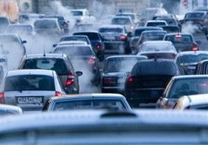 ГАИ не будет ограничивать въезд в Киев автотранспорта из других регионов страны
