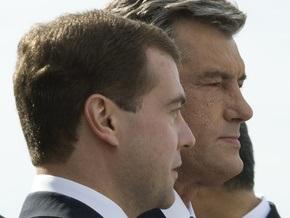 Никаких скидок и льгот: в разговоре с Ющенко Медведев обвинил Украину в краже газа