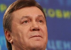Янукович заявил, что уровень жизни в стране растет, но  люди теряют ориентиры