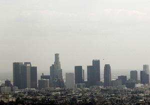 В Лос-Анджелесе зафиксировали рекордную жару