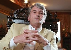 Ющенко просит суд пересмотреть решения о дегероизации Бандеры и Шухевича