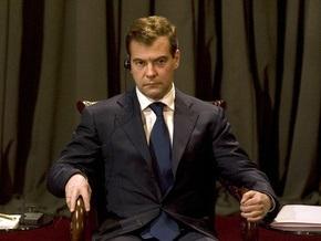 Опрос: Большинство россиян поддержали позицию Медведева в отношении Украины