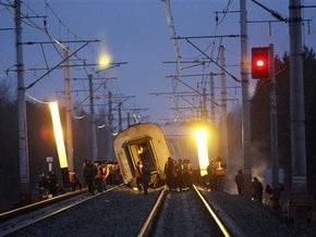 Между Санкт-Петербургом и Москвой полностью восстановлено железнодорожное сообщение