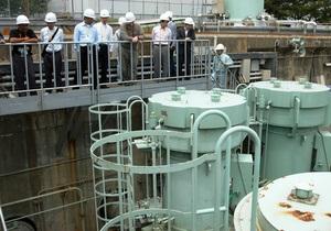 На одной из японских АЭС произошла утечка 64 тонн радиоактивной воды