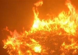В помещении насосной станции во Львовской области произошел пожар: двое погибших