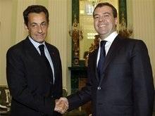 Шесть принципов урегулирования конфликта от Медведева и Саркози (обновлено)