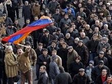 Ереван: полиция заблокировала здание с оппозиционными журналистами