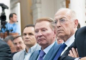 Кучма: Черномырдин способствовал утверждению независимой Украины